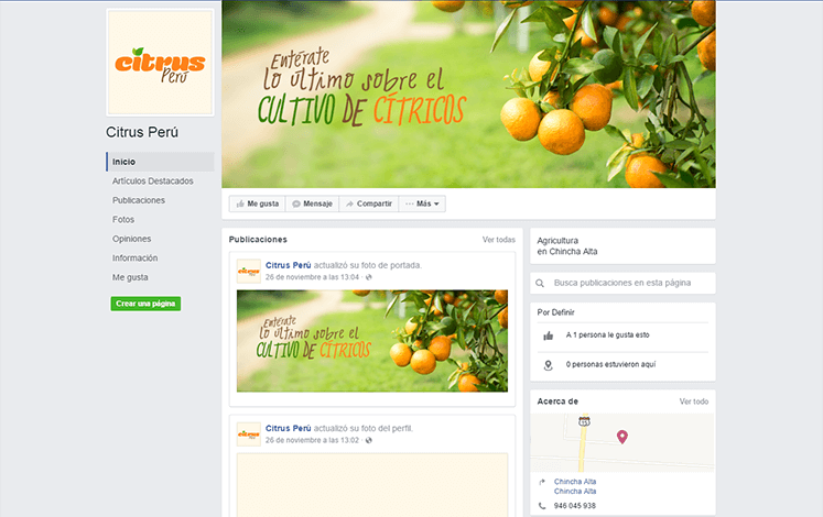 Citrus Perú