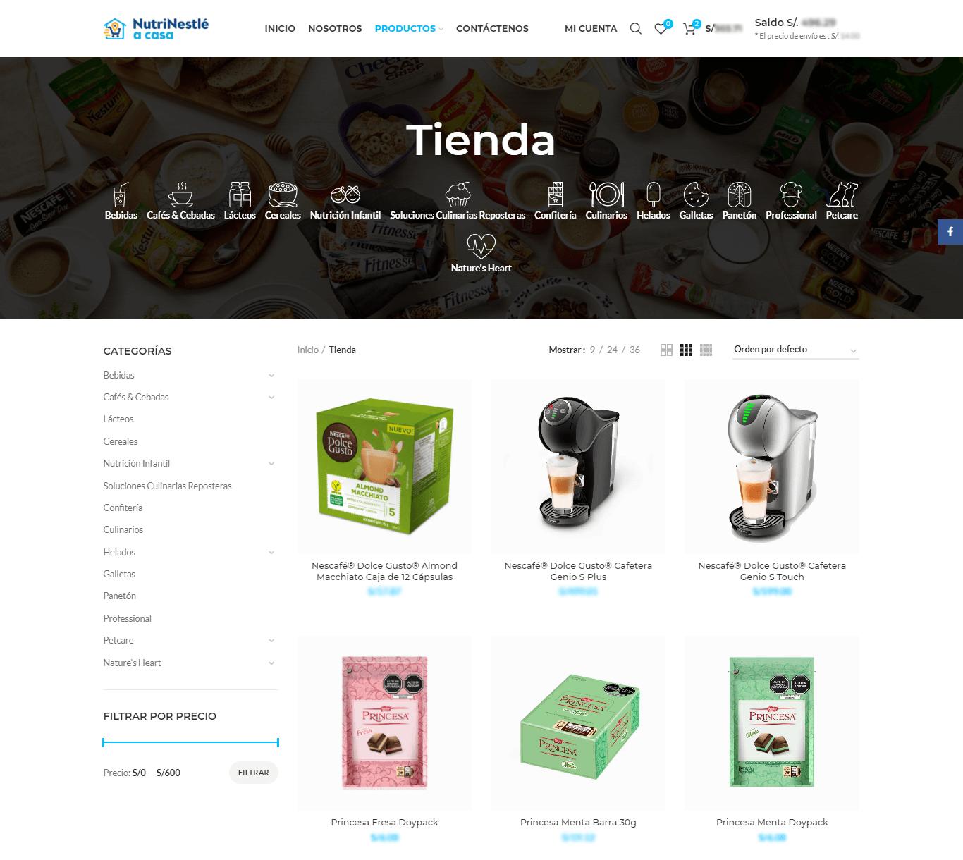 Nestlé Perú